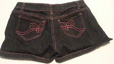 Rocawear Womens Denim Shorts Size 9