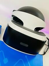 Playstation 4 VR Headset - Camera and Rick and Morty VR Game Boxed