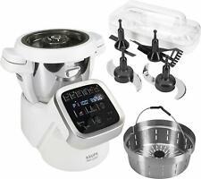 Krups Küchenmaschine mit Kochfunktion HP5031 Prep&Cook Küchenmaschinen