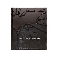 THE DARK KNIGHT MANUAL BOOK - How To Be Batman - DC Comics