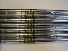 "* True Temper Dynamic Gold Sensicore  S300 Steel Shafts 34 1/2""-37 1/2"" 7 Shafts"