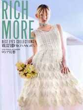 RICH MORE Best Eye's Collections Vol 132 - Japanese Craft Book