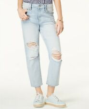 Rewash Juniors' Charlie High-Rise Straight-Leg Jeans, Size 13R, MSRP $49
