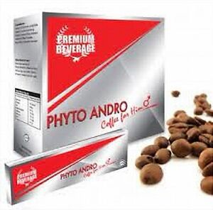 Pytho Andro Coffee-10 Sachets per Box