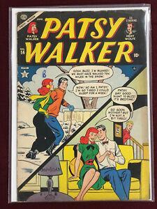 PATSY WALKER 56 Professionally Graded FN/VF 7.0