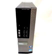 Dell Optiplex 9020 SFF i5-4570 3.2GHz 8GB RAM 500GB HDD Windows 10 Home