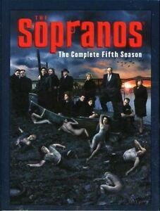 The Sopranos: The Complete Fifth Season 5 NEW (DVD) Box Set
