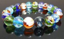 Glass Foil Lampwork Fashion Jewellery Bracelet