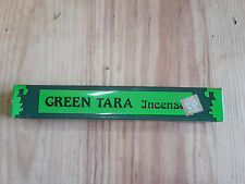 Tibetan GREEN TARA incense - highly flavoured medicinal herbs. Made in Nepal