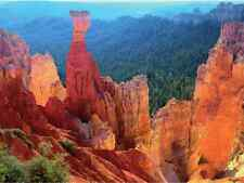 Fairy Castle Bryce Wall Art / Glossy Wall Picture / Tempered Glass Image