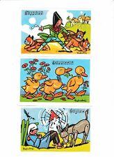 Lot 3 images récompenses scolaires Chansons françaises Raylambert (bis)