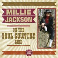 MILLIE JACKSON On The Soul Country Side NEW & SEALED 70s SOUL CD ALBUM (KENT)
