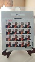 Scott # 4807 - Music Icons - Ray Charles - Sheet of (16) Forever Stamps