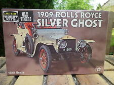 LIFE LIKE PRODUCTS USA 1:32 ROLLS ROYCE 1909 maquette neuf jamais ouverte.