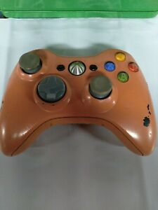 Microsoft Xbox 360 wireless controller no bat pack only charge pack  (WORKS)