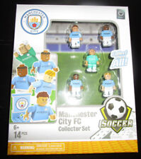 OYO Buildable MANCHESTER CITY FC COLLECTOR Set SOCCER ETIHAD TEAM CABALLERO