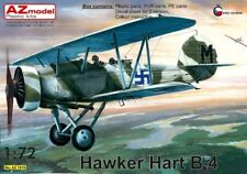 AZ Models 1/72 HAWKER HART B.4 British Fighter