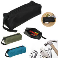 Waterproof Portable Small Metal Parts w/ Handle Storage Tools Pouch Bags Case