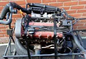 VW Polo GTI 1.6 AVY Engine And Gearbox With ECU and Full Engine Bay Wiring Loom