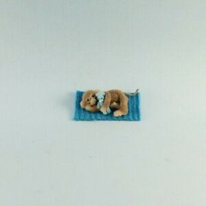 OOAK~Monkey~Teddy Bear~Miniature~Artist Doll~Baby Toy~Dollhouse~Cheryl Brown