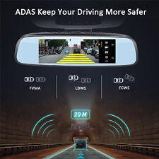 """Android 5.1 E09 7.84"""" 4G Car DVR Camera Video Recorder Dash Cam G-Sensor GPS"""