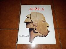 KERCHACHE PAUDRAT STEPHAN STOULLIG MARIN L'ARTE IN AFRICA I ED. GARZANTI 1991
