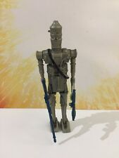 Complet Original Vintage Star Wars IG-88 DROID Action Figure Kenner