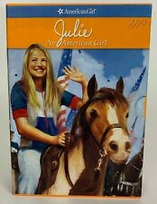 American Girl Doll Julie Box Set Of 6 Paperback Books In Slip Case