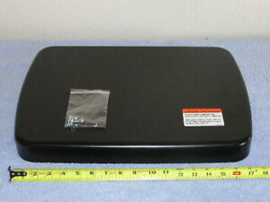 DVC2 ATWOOD WEDGEWOOD RV BLACK 2 BURNER COOKTOP COVER FOR DV-20 DROP IN 56458