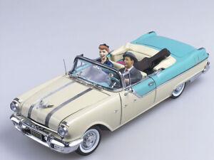 Pontiac Star Chief I love lucy Sunstar 1955 1:18 5057