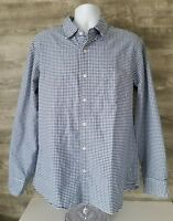 J.CREW Oxford Slim Men's Long Sleeve Button Front Shirt Sz XLarge XL Plaids