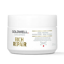(6,95€/100ml) Goldwell Dualsenses Rich Repair Restoring 60 sec Treatment