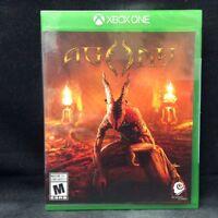 Agony (Microsoft Xbox One, 2018) BRAND NEW/ Region Free