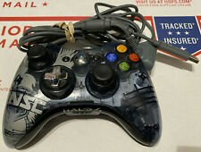 Microsoft Xbox 360 UNSC Halo 4 Limited Edition Wireless Controller w/ USB Cable