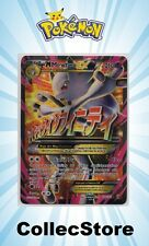 ☺ Carte Pokémon M Mewtwo EX 160/162 VF NEUVE - XY8 Impulsion Turbo