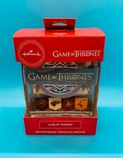 Hallmark Game of THRONES Red Box Christmas Tree Ornament Holiday 2019 HBO