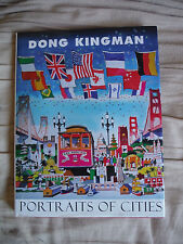 Signed In Person_DONG MOY SHU KINGMAN (1911-2000), Portraits of Cities BOOK 1997
