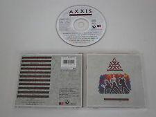AXXIS/ACCESS ALL AREAS(HARVEST 0777 7 97950 2 4) CD ALBUM