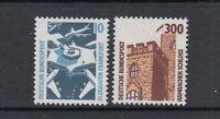 BRD Mi-Nr. 1343 A R I - 1348 R I ** postfrisch - Rollenmarken mit Nummer
