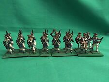HINCHLIFFE 28mm PAINTED & BASED WATERLOO NAPOLEONIC PRUSSIAN LANDWEHR X 16
