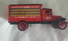 Coca Cola delivery truck coin bank by Ertl