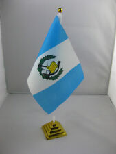 Guatemala Table Desk Flag