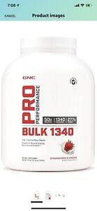 GNC Pro Performance® Bulk 1340 - Double chocolate