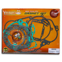 Kawasaki High Quality Complete Engine Gasket Kit Set KX 500 [1989-2005] (16Pcs)