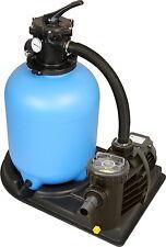Dispositivo filtro Arena de piscina TOP300 6W-7AS Bomba 7m³/h - 25 kg