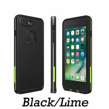 Brand LifeProof FRE Case Waterproof for iPhone 8 Plus iPhone 7 Plus Black Lime