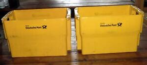 Nr. 4777 große Post Boxen Deutsche Post Briefboxen 2 Stück Typ2