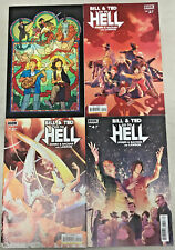 BILL & TED GOES TO HELL#1-4 NM LOT 2016 BOOM STUDIOS COMICS