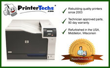 PrinterTechs Refurbished HP Color LaserJet Pro CP5525N 11x17 CE707A MINT!