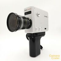 Braun Nizo Spezial Special Super 8 Cine Camera - Tested & Working #S8-2781